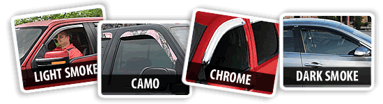 Vent Visors for your car, truck or SUV