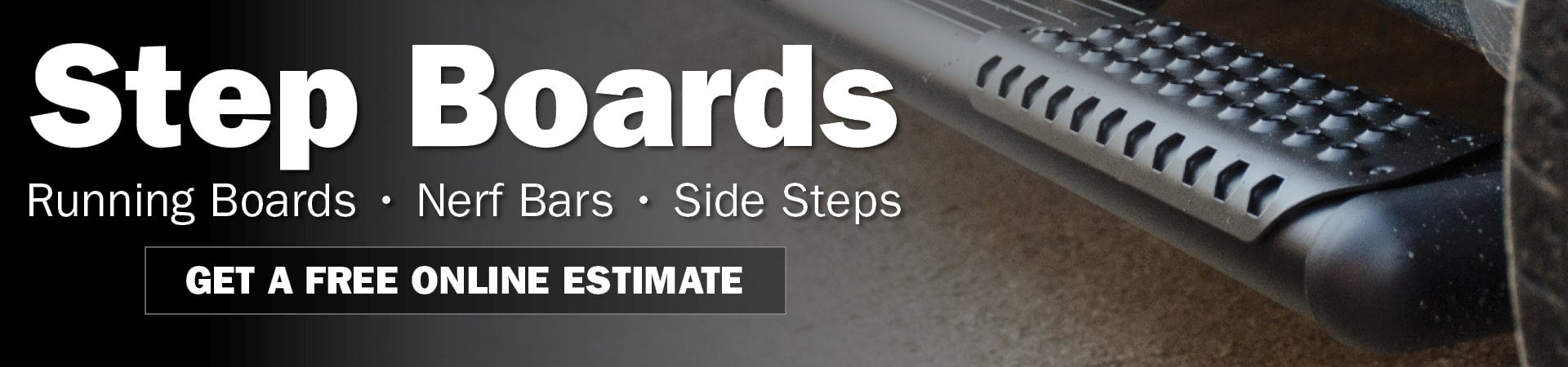step boards