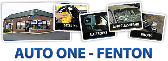 Auto One of Fenton - Detailing, Car Electronics, Auto Glass Repair, Truck Hitches