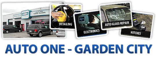 Auto One of Garden City - Detailing, Car Electronics, Auto Glass Repair, Truck Hitches
