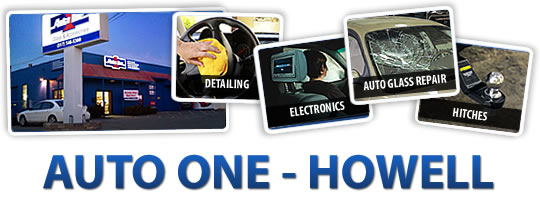 Auto One of Howell - Detailing, Car Electronics, Auto Glass Repair, Truck Hitches