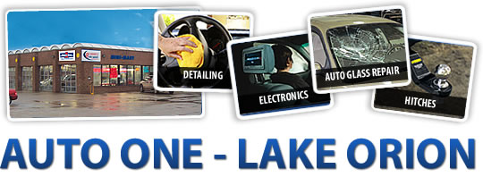 Auto One of Lake Orion - Detailing, Car Electronics, Auto Glass Repair, Truck Hitches