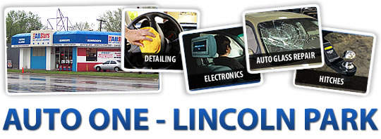 Auto One of Lincoln Park - Detailing, Car Electronics, Auto Glass Repair, Truck Hitches