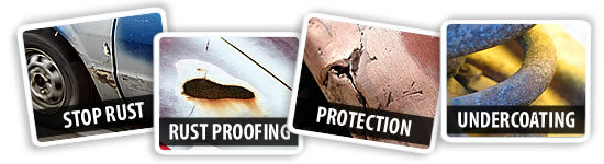 Rust Proofing and Car Protection