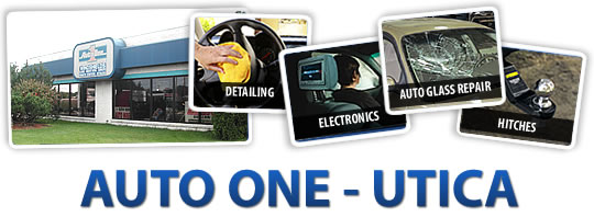 Auto One of Utica - Detailing, Car Electronics, Auto Glass Repair, Truck Hitches
